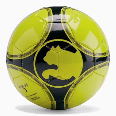 ProCat ProPass Soccer Ball, LIME, small
