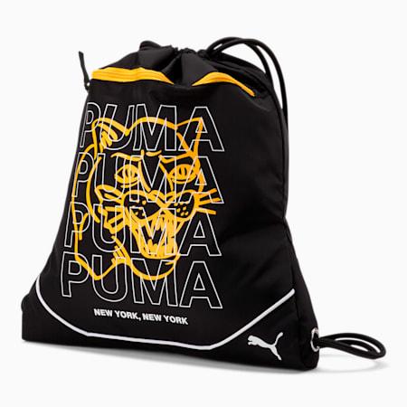 PUMA Stack Carrysack, Black, small