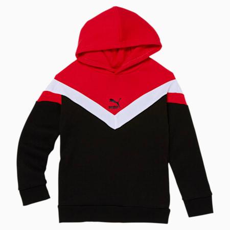 MCS Little Kids' Fleece Hoodie, PUMA BLACK, small