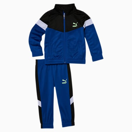 MCS Infant + Toddler Tracksuit Set, SURF THE WEB, small