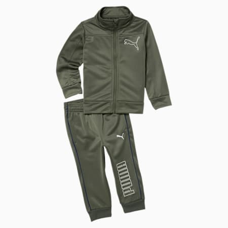 Track Jacket + Jogger Toddler Set, THYME, small
