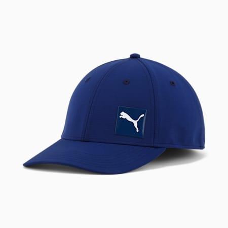 Gorra de malla elásticaPUMA Decimal2.0, Medium Blue, pequeño