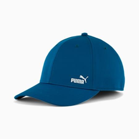 PUMA Force 2.0 Stretch Fit Cap, Teal, small