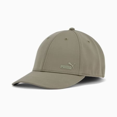 Gorra de malla elásticaPUMA Force2.0, Verde, pequeño