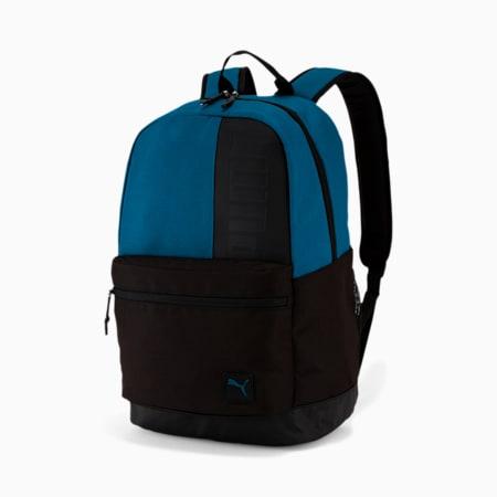 PUMA Multitude Backpack, Blue/Black, small