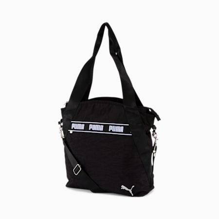 PUMA Sonora Tote Bag, Black, small
