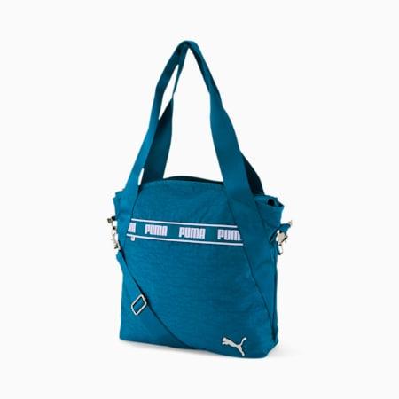 PUMA Sonora Tote Bag, Blue Combo, small