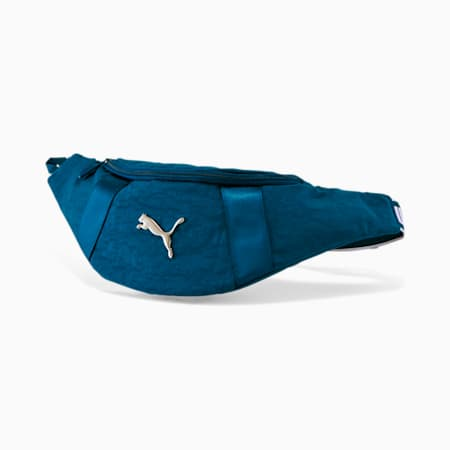 PUMA Sonora Waist Pack, Blue Combo, small