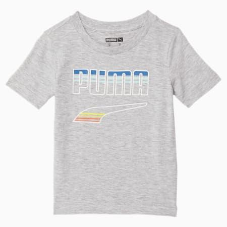 T-shirt à graphiqueRebel, tout-petit, GRIS BRUYÈREPÂLE, petit