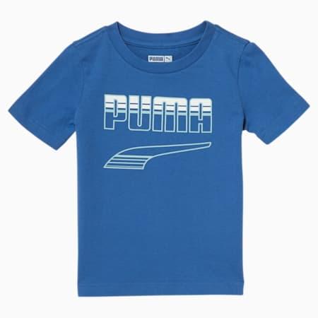 Camiseta estampada Rebel para infantes , STAR SAPPHIRE, pequeño
