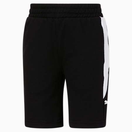 ShortsModernSports JR, PUMA BLACK, pequeño