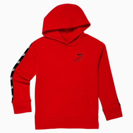 Sudadera  con capucha de polar Amplified para niños pequeños, HIGH RISK RED, pequeño