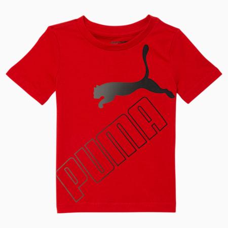 Camiseta estampada Amplified para bebé, HIGH RISK RED, pequeño