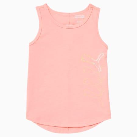 T-shirt mode sans manches, jeune enfant, PÊCHE ELEKTRO, petit