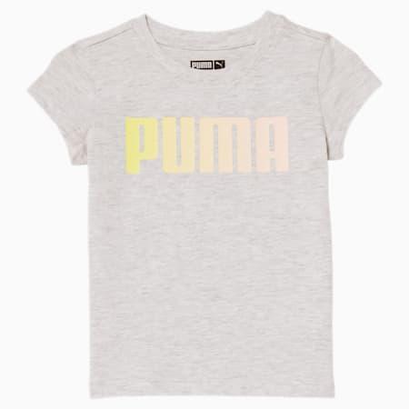 T-shirt graphique, tout-petit, CHINÉ BLANC, petit