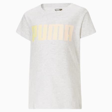 T-shirt à graphique, enfant, CHINÉ BLANC, petit