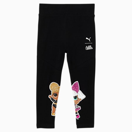PUMA x L.O.L. SURPRISE! Toddler Leggings, PUMA BLACK, small