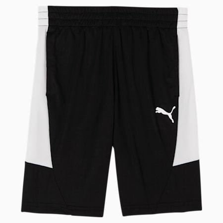 Shorts para niño pequeño, PUMA BLACK, pequeño