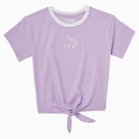 T-shirt mode Classics, jeune enfant, LAVANDE PÂLE, petit