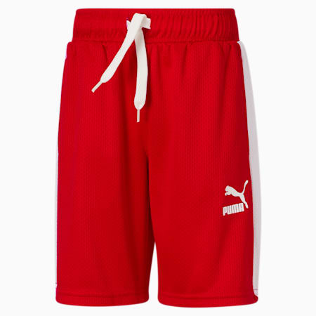Shorts MCS JR, HIGH RISK RED, pequeño