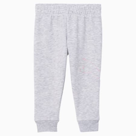 Essentials Toddler Fleece Joggers, WHITE HEATHER, small