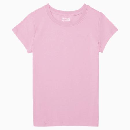 Essentials Girls' Tee JR, PALE PINK, small