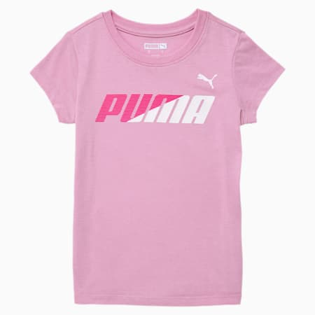 Modern Sports Little Kids' Graphic Tee, PALE PINK, small