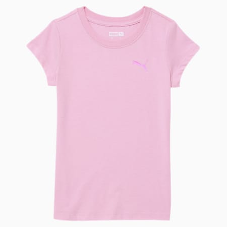 Essentials' Little Kids' Tee, PALE PINK, small