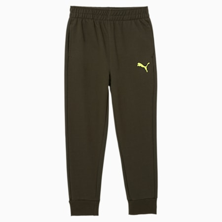 Tape Little Kids' Essential Joggers, FOREST NIGHT, small