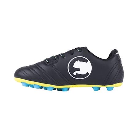 ProCat Speed Force FG Little Kids' Soccer Cleats, BLACK/WHITE, small
