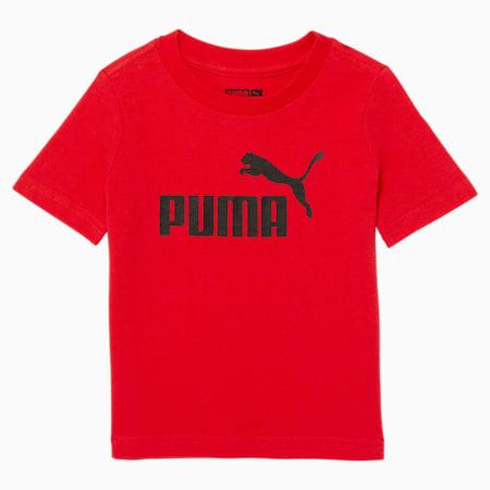 T-shirt graphique Core, tout-petit, ROUGE RISQUE ÉLEVÉ, petit