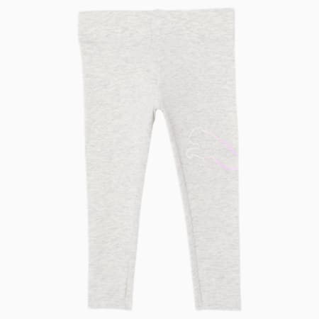 Leggings Core para bebé, WHITE HEATHER, pequeño