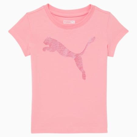 T-shirt graphique Untamed, tout-petit, PIVOINE, petit