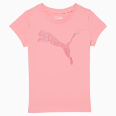 T-shirt graphique Untamed, jeune enfant, PIVOINE, petit