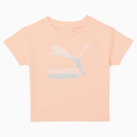 T-shirt graphique Gloaming, tout-petit, PARFAIT AUX PÊCHES, petit