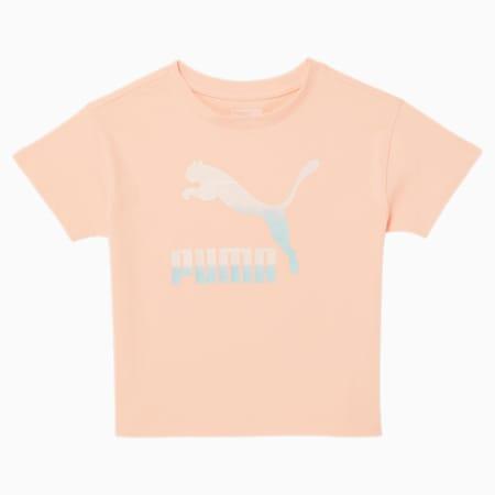 T-shirt graphique Gloaming, jeune enfant, PARFAIT AUX PÊCHES, petit