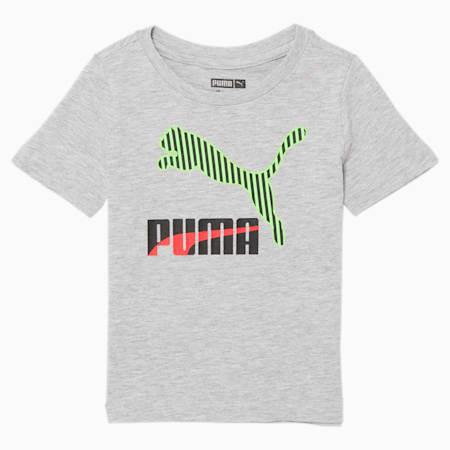T-shirt graphique Dazed, tout-petit, GRIS BRUYÈREPÂLE, petit