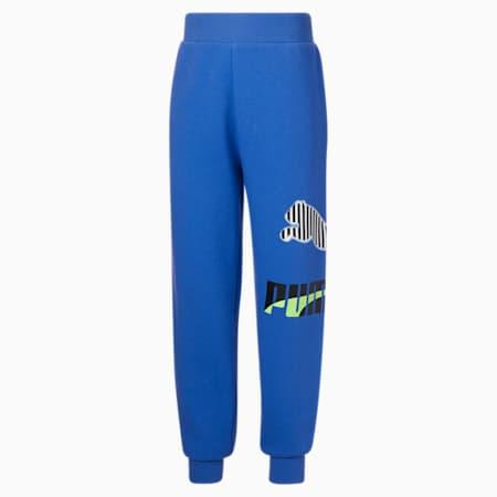 Pantalones de polar Dazed Pack Jr, BLUEMAZING, pequeño