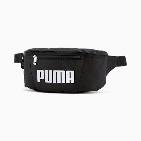 Pochette ceinture PUMA Traverse, Noir/Argent, petit