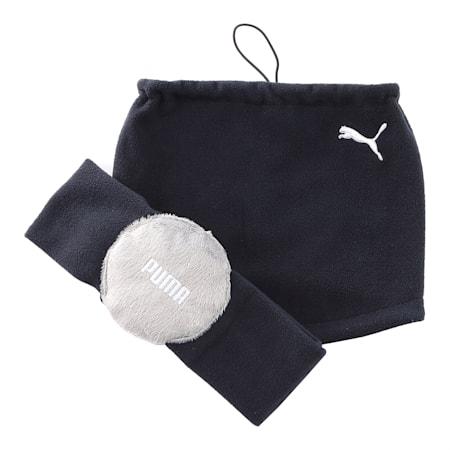 ゴルフ ウォームセット, Peacoat - Medium Gray Heathe, small-JPN