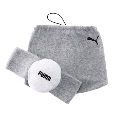 ゴルフ ウォームセット, Medium Gray Heather - Bright, small-JPN