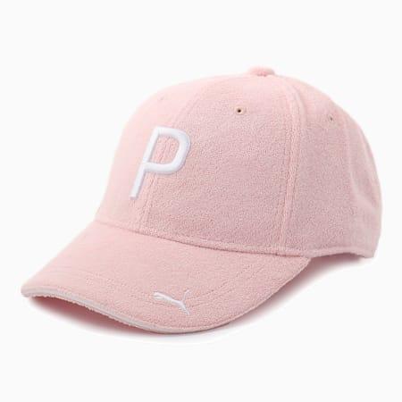 ゴルフ ウィメンズ P キャップ, Rose Water, small-JPN