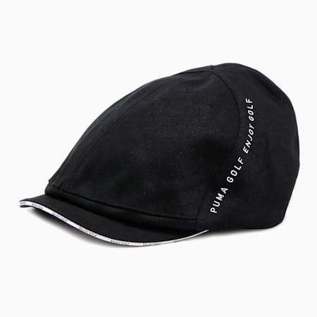 ゴルフ ツイルハンチング キャップ, PUMA BLACK, small-JPN