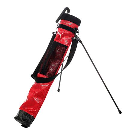 ゴルフ セルフ スタンド キャリーバッグ, high risk red, small-JPN