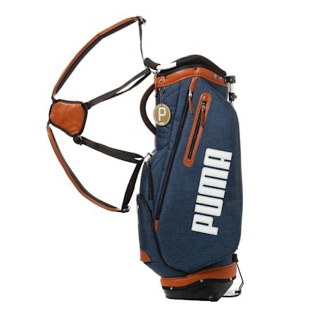 ゴルフ スローバック キャディバッグ, Peacoat, small-JPN