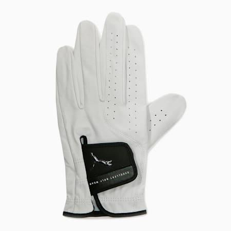 ゴルフ EGW エチオピアシープ グローブ 左手用, BRIGHT WHITE-PUMA BLACK, small-JPN