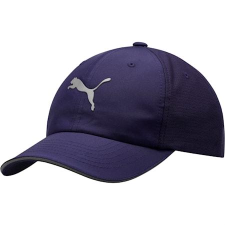 Mesh Running Hat, NAVY, small