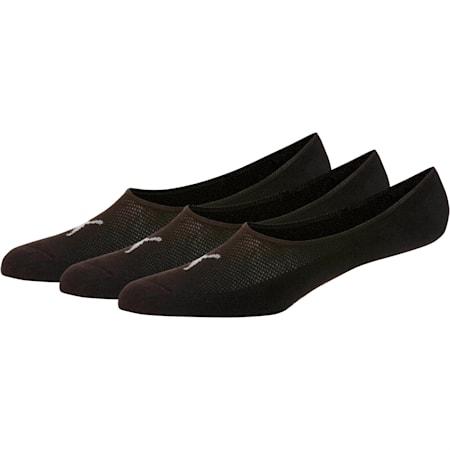 Chaussettes pour homme (3 paires), noir-gris, petit