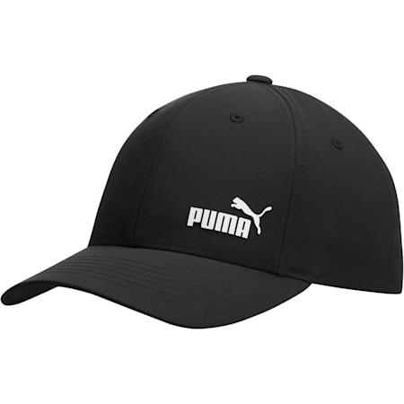 Force Flexfit Cap, BLACK/WHITE, small