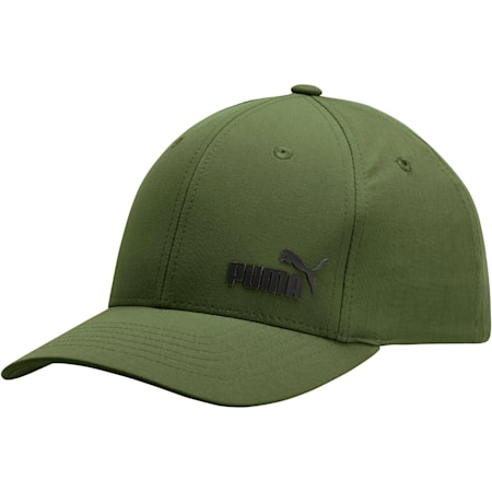Force Flexfit Cap, Olive, small